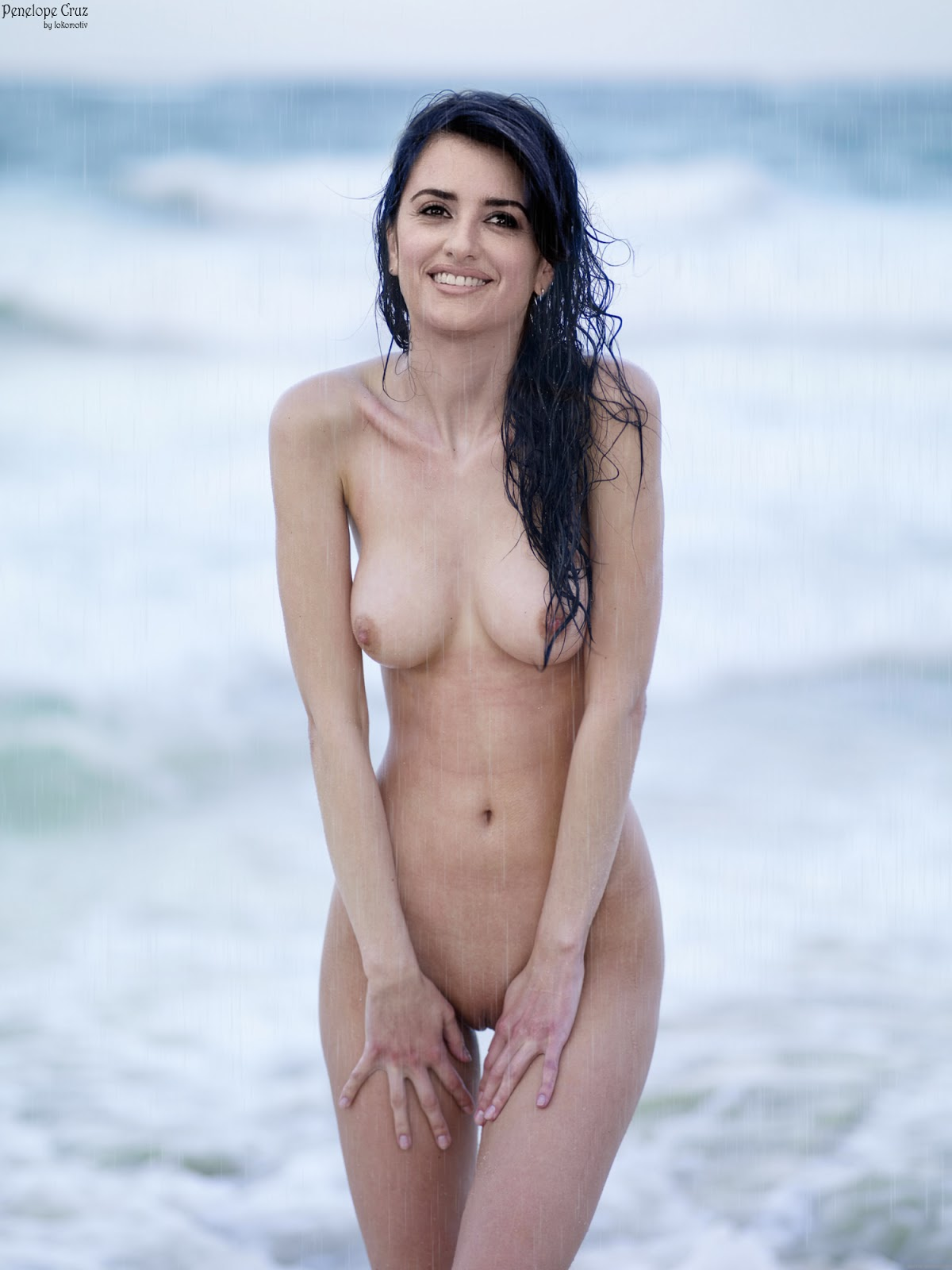 Nude penelope video cruz