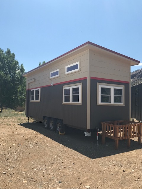 Indigo tiny house - Escalante Village