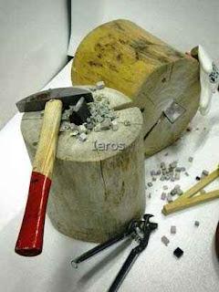 strumenti mosaici attrezzi