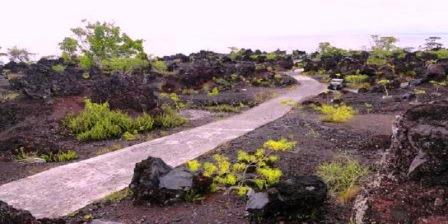 batu angus ternate