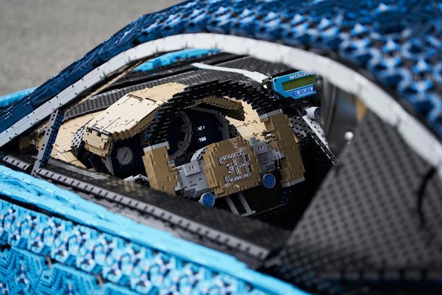 Lego Bugatti Chiron 2