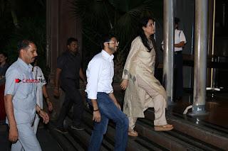 Actress Aishwarya Rai Father Prayer Meet Set 1  0051.JPG