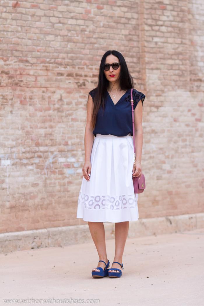 Blogger de moda valenciana con ideas para vestir comoda femenina guapa y con estilo