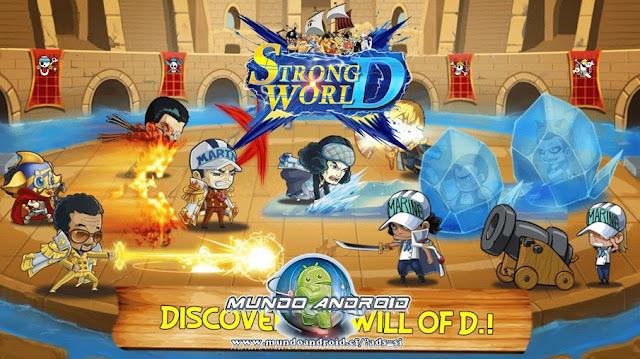 Strong World D