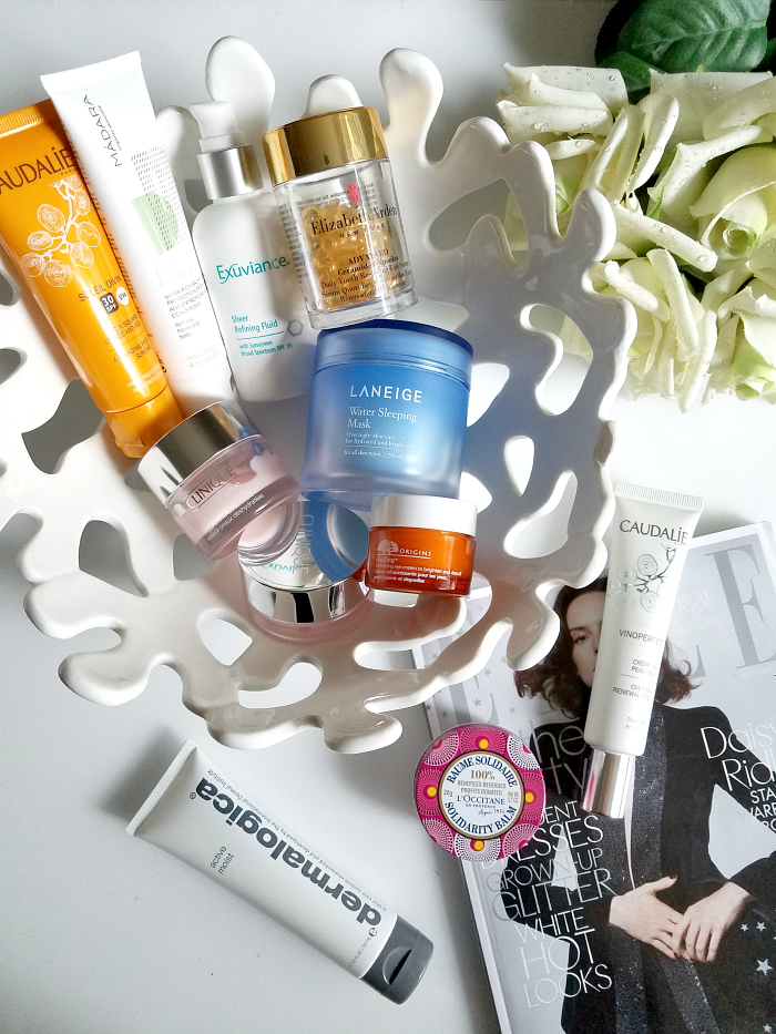 Best of Skincare 2017 - CLinique, dermalogica, Origins, L´Occitane, Madara, Elizabeth Arden, Laneige, Caudalie, Exuviance - Madame Keke Luxury Beauty and Lifestyle Blog