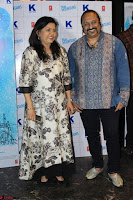 Gracy Singh and Bappi Lahiri   Blue Mountain Music Launch IMG 0738.JPG