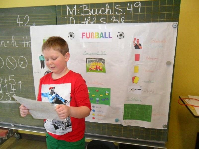 Fußball Referat