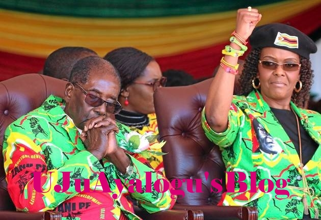 How Grace Mugabe Spent Millions of Pounds on Lavish Shopping Sprees