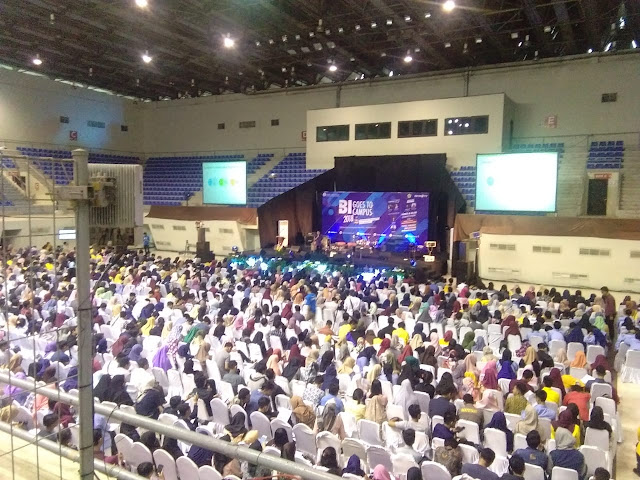 BI Beri Ilmu Teknologi Digital Kepada Ribuan Mahasiswa di Palembang