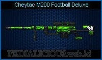 Cheytac M200 Football Deluxe