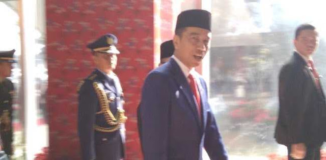 Andrianto: Muncul Dugaan Dana Korupsi Kementerian Mengalir untuk Kampanye Jokowi