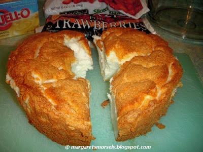 Margaret's Morsels | Strawberry Delight Cake