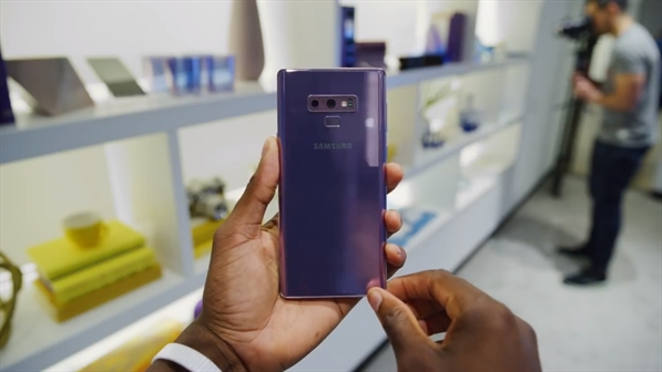 Samsung galaxy note 9, leaked pics of galaxy note 9