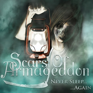"Scars of Armageddon - ""Never Sleep Again"" (album)"