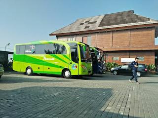 Sewa Bus Jogja Tujuan Bandung