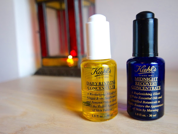Beauty - Kiehl's Concentrates