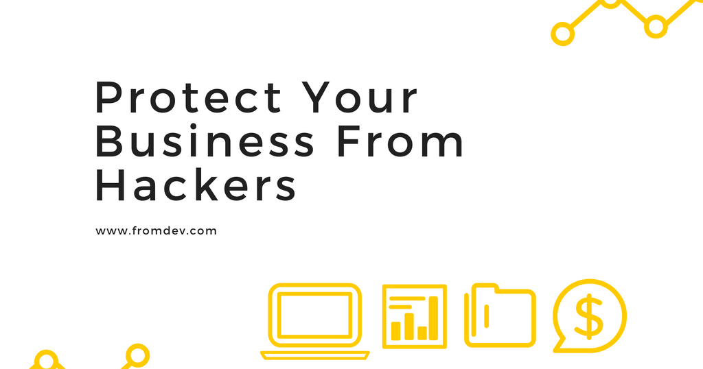 protect your business from hackers