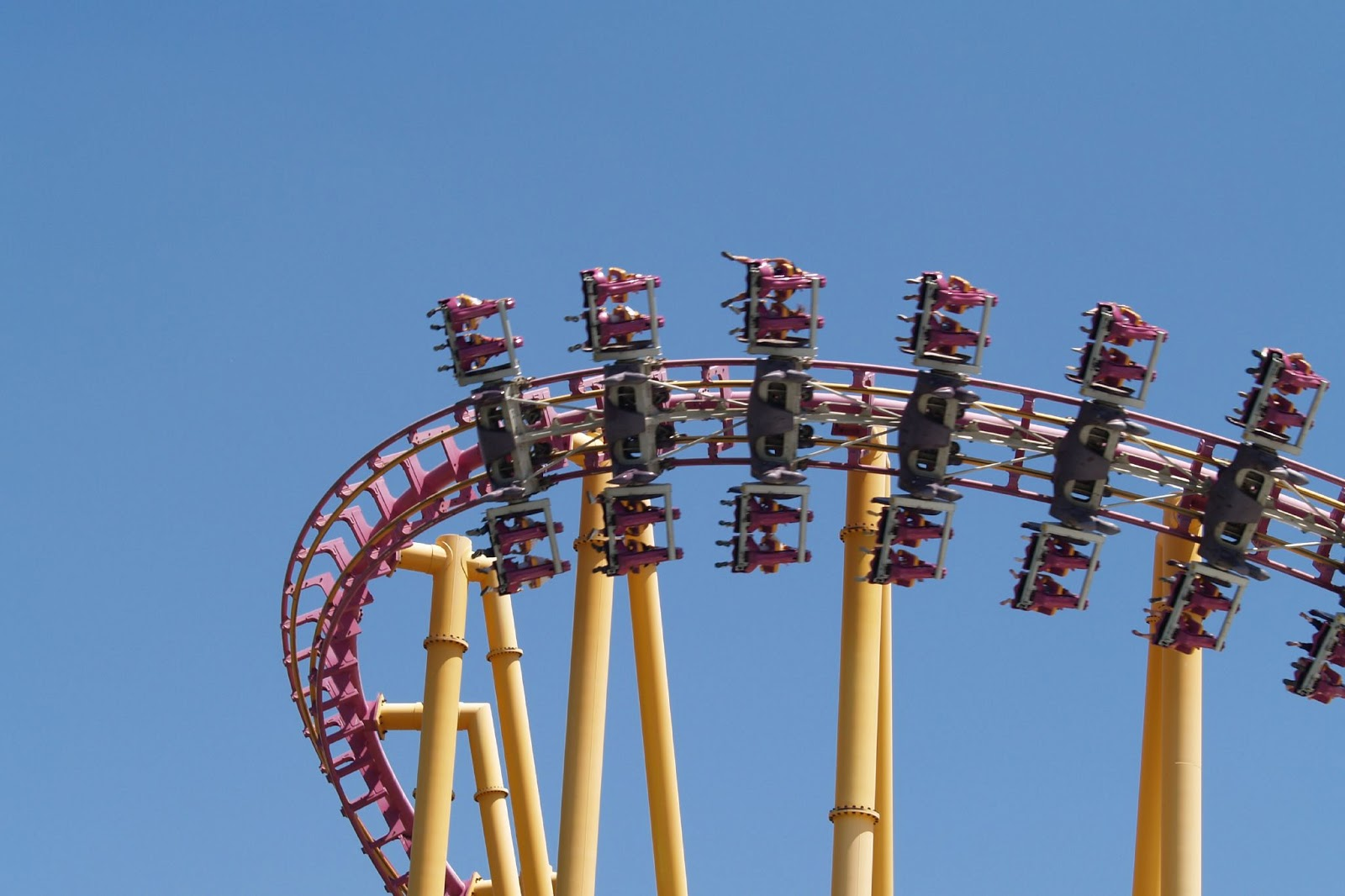 parc attraction 6 flags