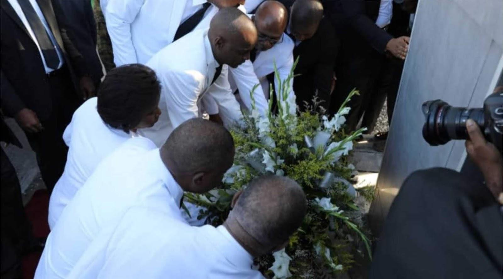 Presiden Haiti menjadi korban penembakan