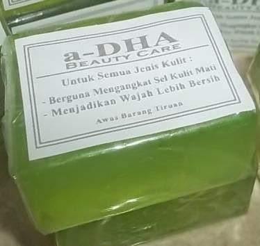 Sabun A-Dha Adha Soap