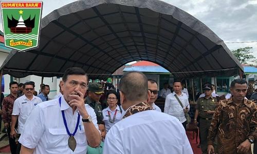 Wagub Nasrul Abit: Menko Maritim dan Menpar RI Dukung Pembangunan Mentawai