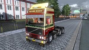 Volvo F10 Van Den Bosch