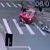 Acidente impressionante deixa mulher ferida em Ponta Grossa