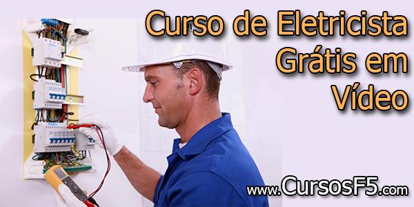 Curso de Eletricista Grátis em Vídeo