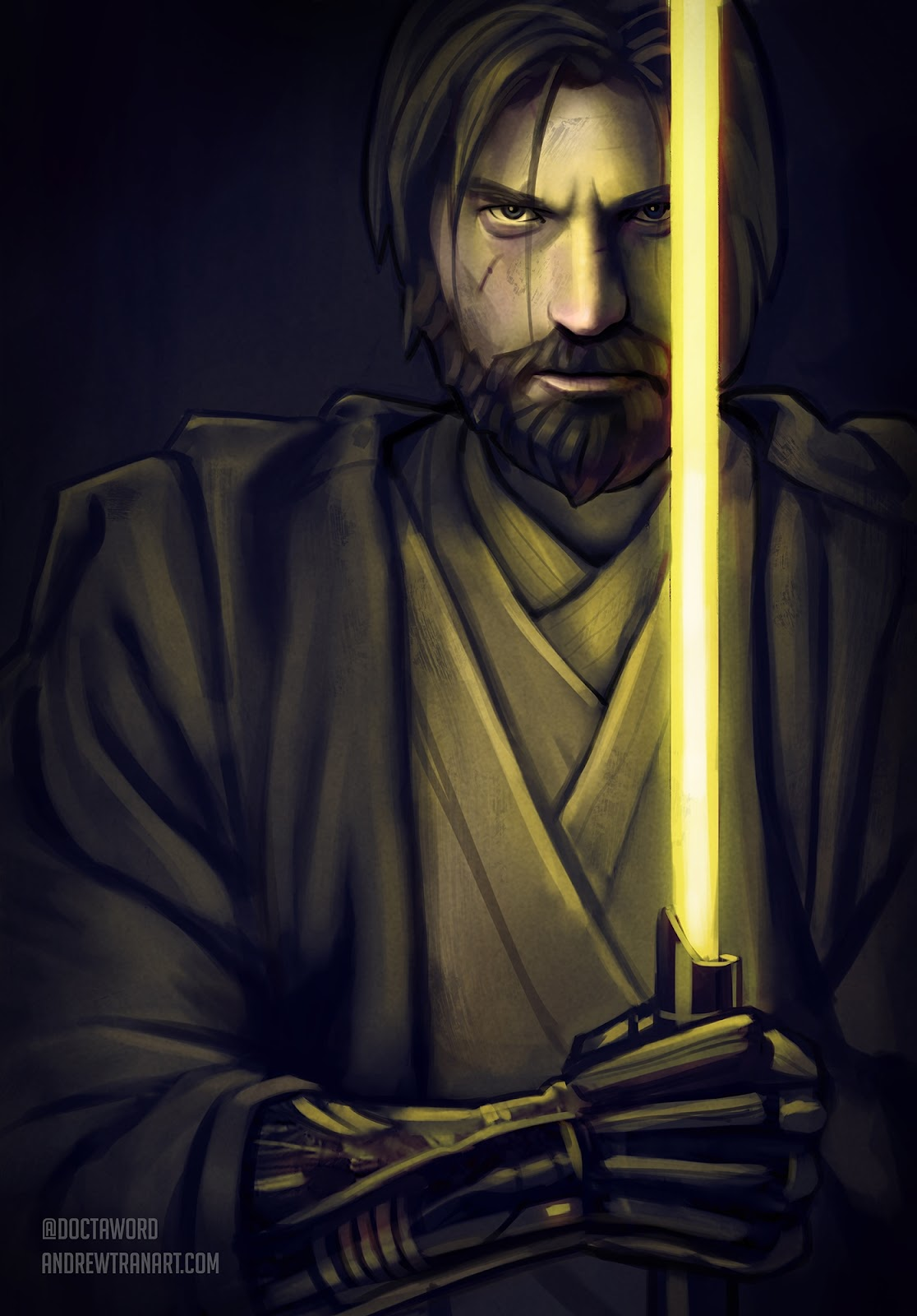 03-Jaime-Lannister-Nikolaj-Coster-Waldau-Andrew-D-Tran-Doctaword-Star-Wars-and-Game-of-Thrones-Mashup-www-designstack-co