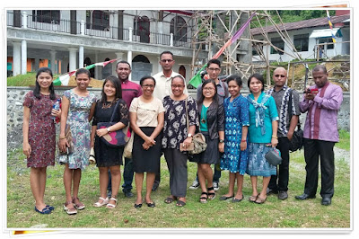 Welcome to ELTA IV Papua - Papua Barat (Part 2)