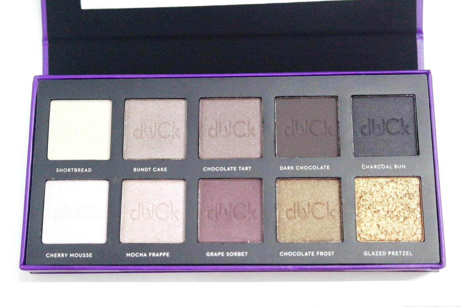 Vna Erman: Review dUCk Cosmetics : All Eye Ask Smokey Palette