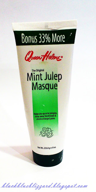 queen helene, mint julep masque, mask, green mask