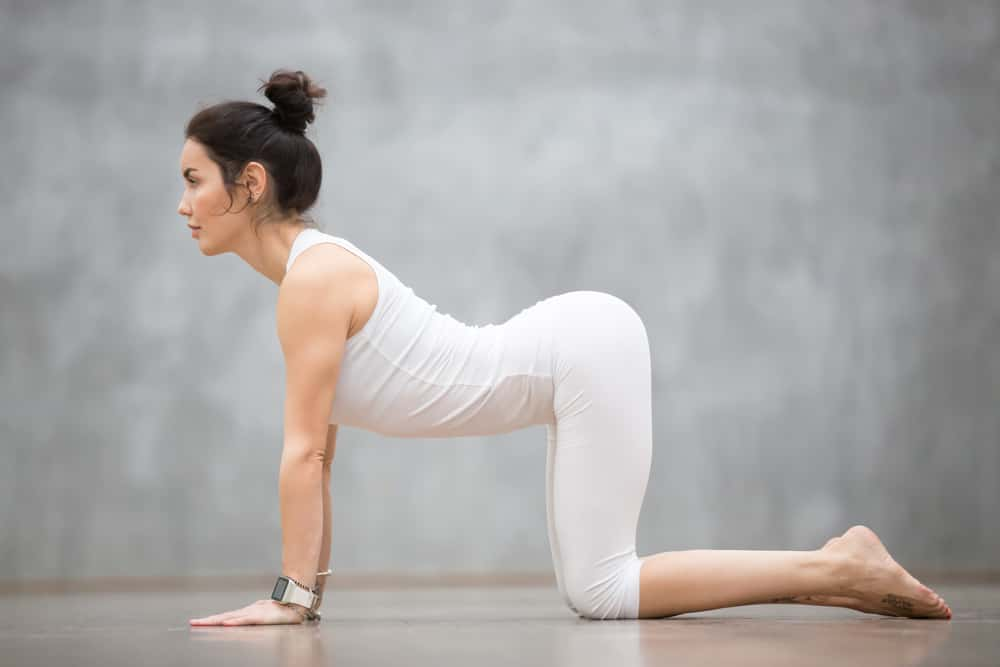 Yoga for lower back pain relief with steps and pictures