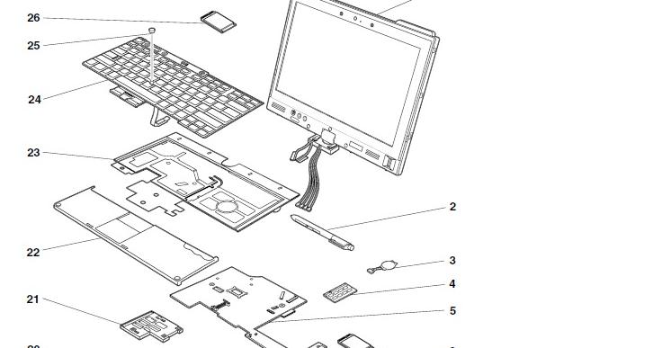 Replacing the Screen on the Lenovo Thinkpad X220