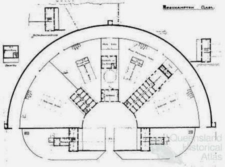 The Second Rockhampton Gaol (1884-1948)