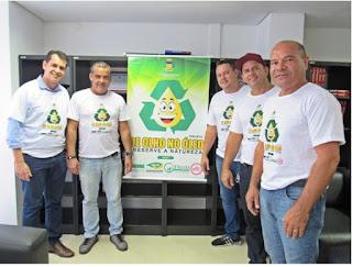 """Prefeitura de Miracatu amplia Projeto """"De Olho No Óleo"""""""
