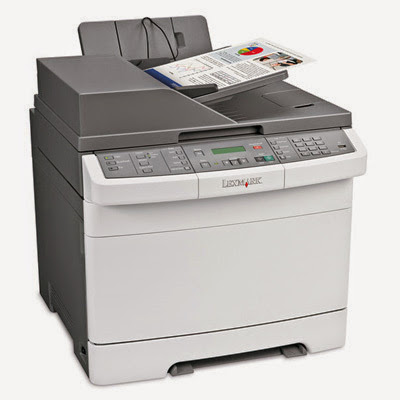Download Driver Lexmark X544N