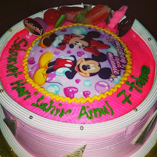 Happy Birthday Ainul..