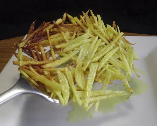 Recetas De Cocina Lechecillas Al Ras El Hanout Sobre Torta