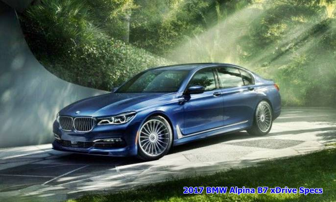 BMW Alpina B XDrive Specs Auto BMW Review - Alpina b7 specs