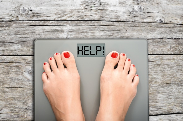 Your weight loss has stalled - Muddlex