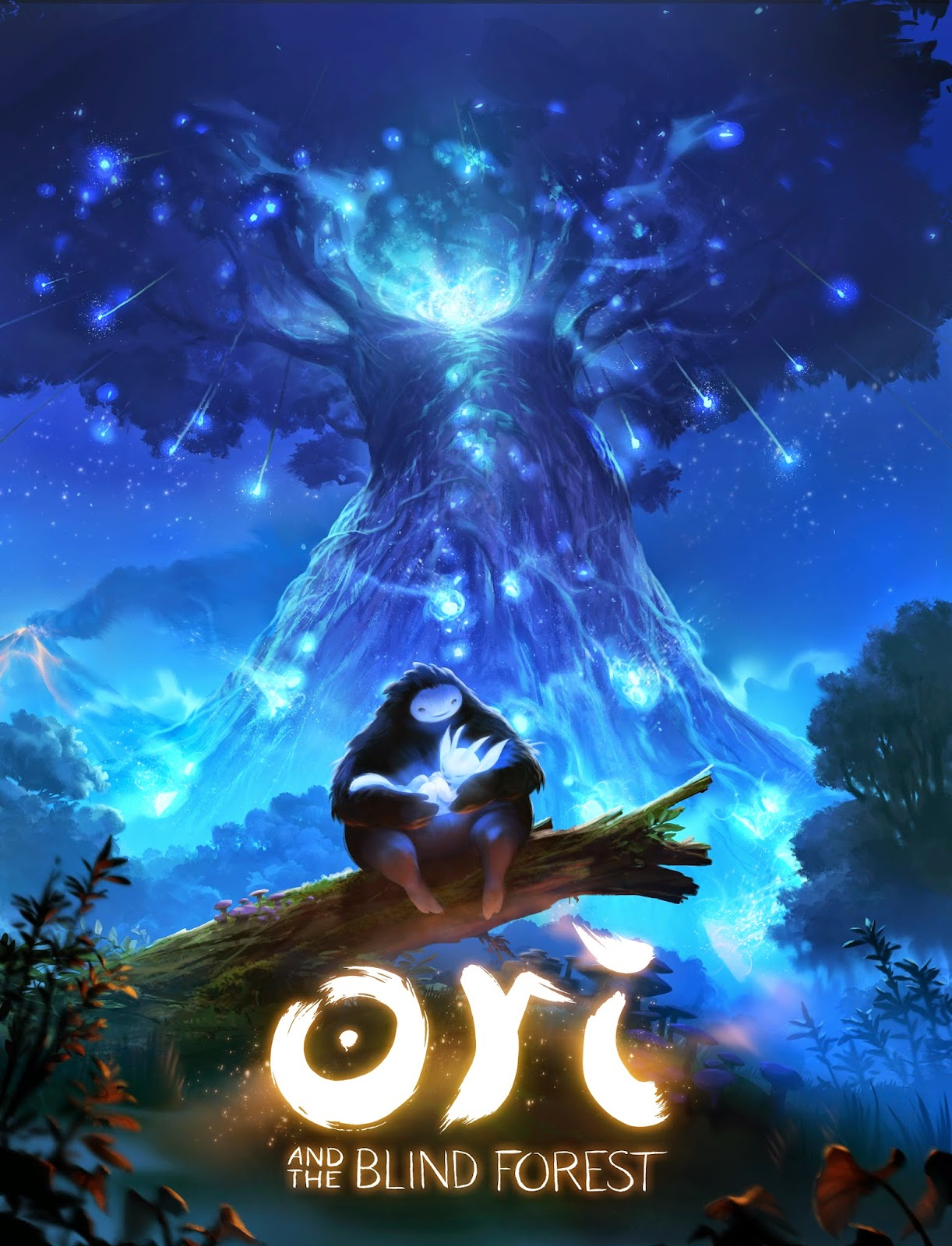 Ori And The Blind Forest Cover Caratula PC Descargar