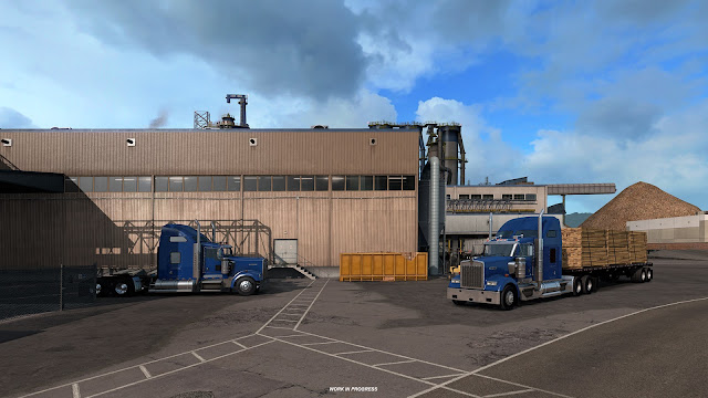 Scs Software S Blog Wood Production Chain