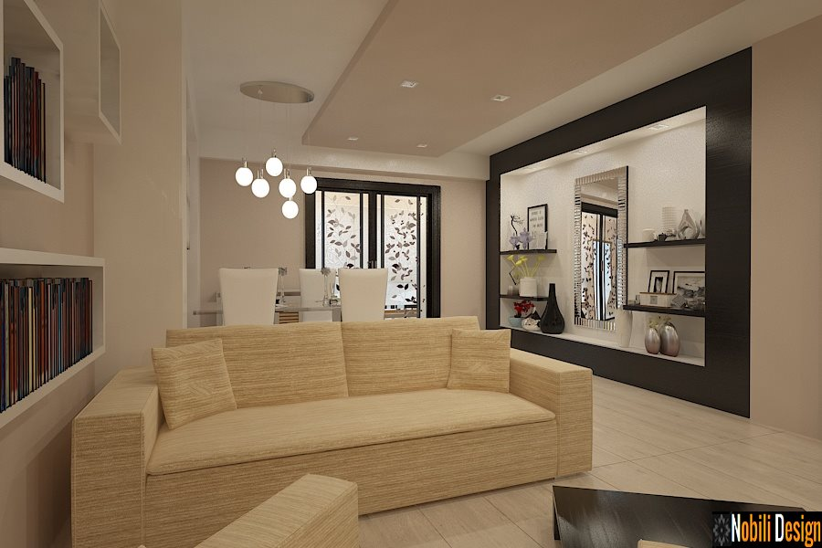 design interior galati, design interior living, amenajari interioare living, design interior modern, amenajare apartament open space.