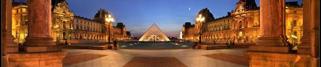 قصر متحف  اللوفر Musée du Louvre