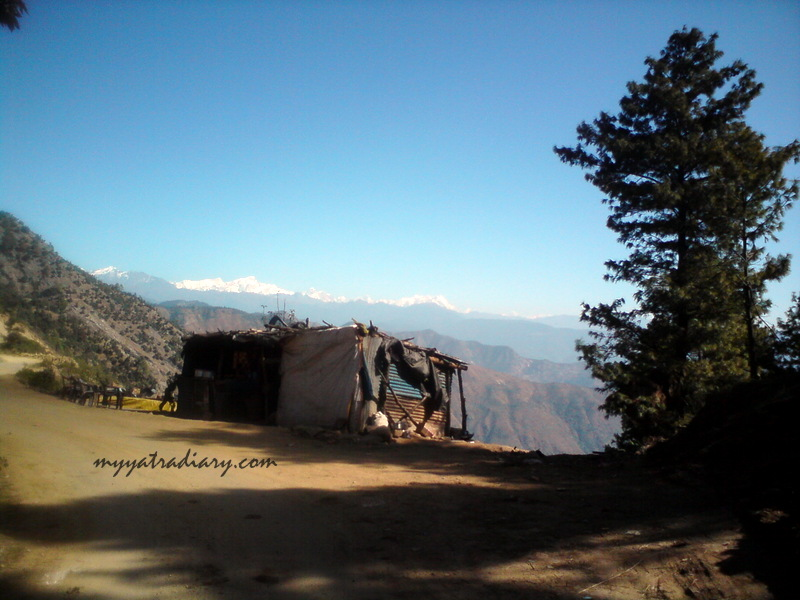 Dhaba Himalaya Road trip mountains