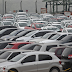 Emplacamento de veículos registra aumento em julho