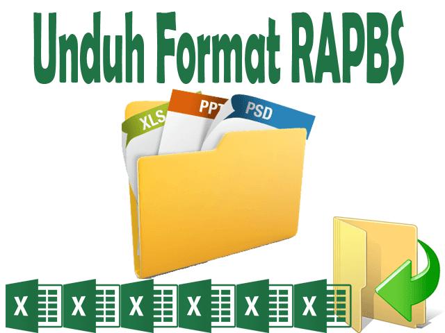 Unduh Format RAPBS Sekolah Dasar Terbaru