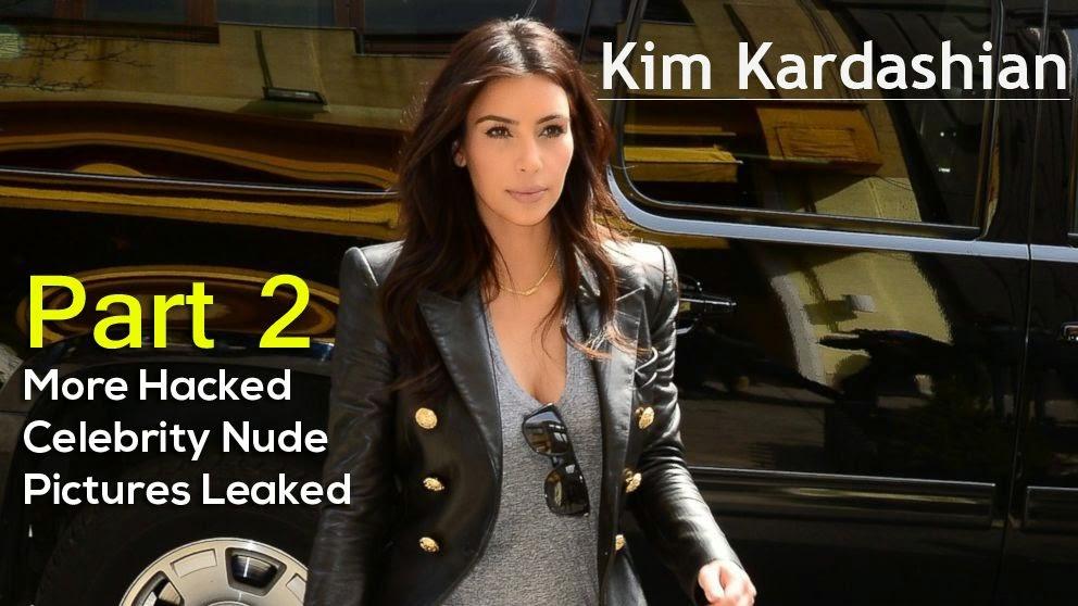 kardashian icloud Kim leaked
