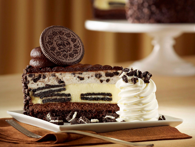 Os famosos cheesecakes do restaurante Cheesecake Factory em Miami